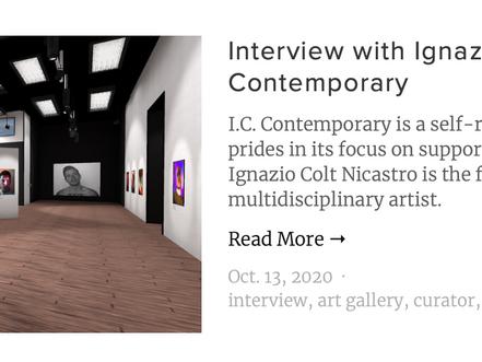 Interview w/ Culture Fancier