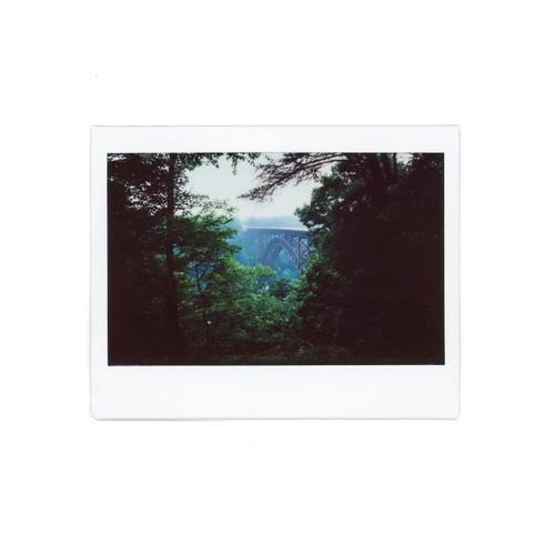 "New River Gorge, 2019 Giclée Print Edition 1/50 8"" x 8"" $65"