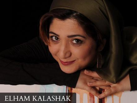 Elham Kalashak - Artist of the Month
