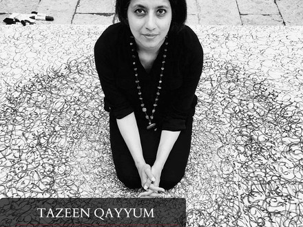 Tazeen Qayyum - Artist of the Month
