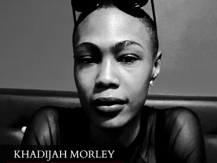 Khadijah Morley - Artist of the Month
