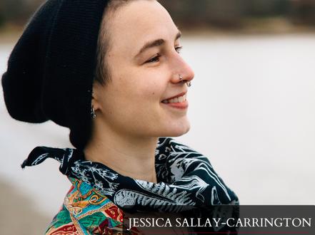 Jessica Sallay-Carrington - Artist of the Month