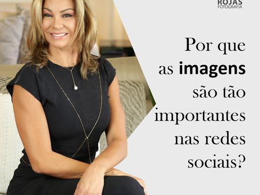 Porque as imagens são tão importantes nas redes sociais?