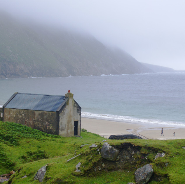 Achil Island, Ireland