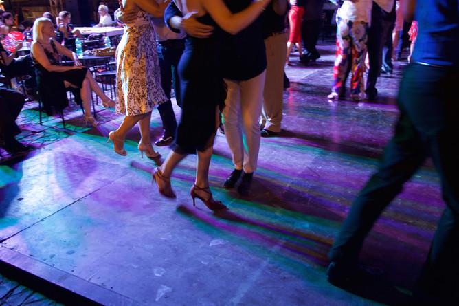 Tango, Italiia.
