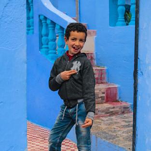 Boy, Morocco