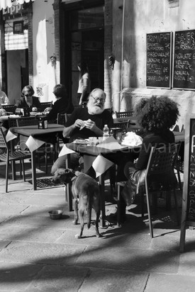 Cafe with Couple