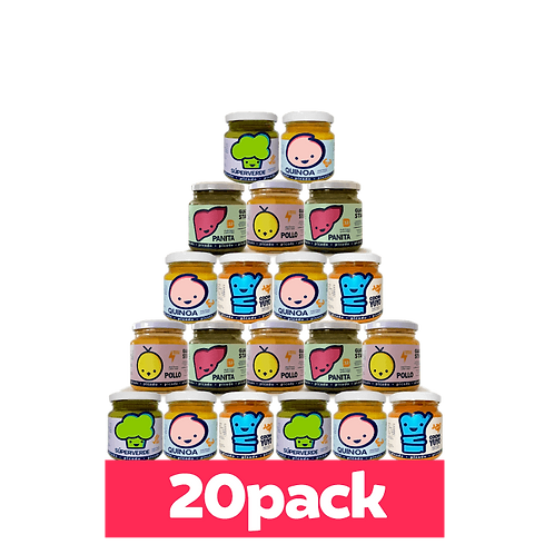 Pack 20 Picados