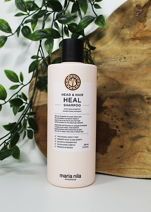 Head and hair heal shampoo