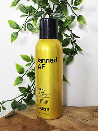 b.tan tanned AF