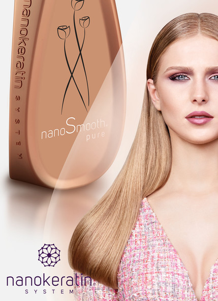 NANO KERATIN SYSTEM EXCLUSINE FOR STRAIGHT STUDIO