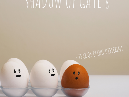 【人類圖】Shadow of Gate 8