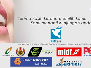 Tambahan Anak Syarikat Panel PMCare