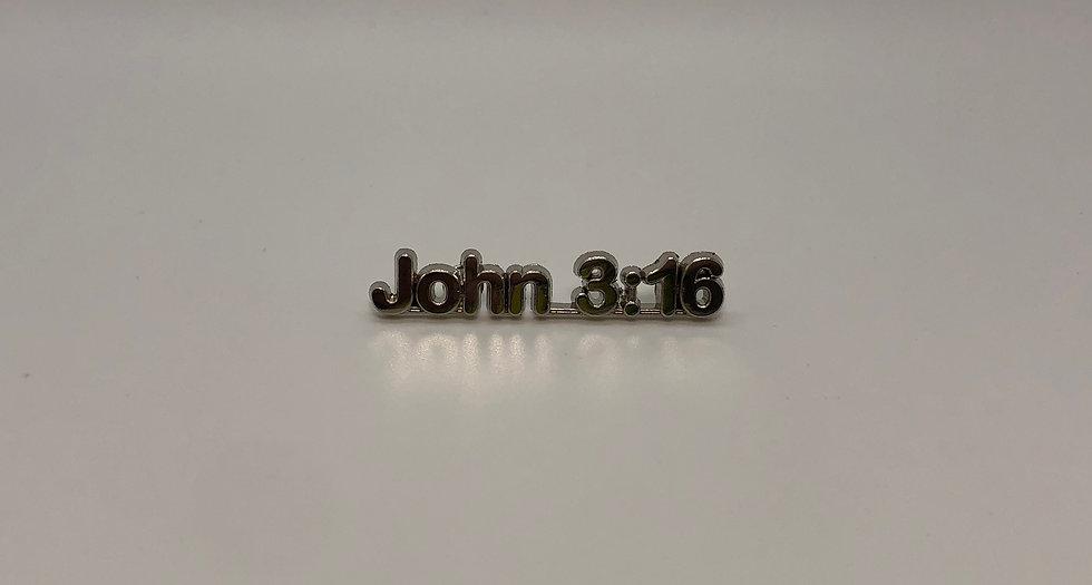 John 3:16 Scripture Pin