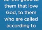 Romans 8:28 Scripture Bookmark -Pack of 10