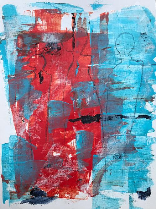 Untitled in 'Vanishing People'