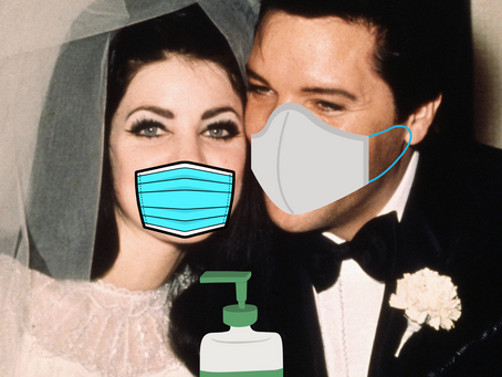 Six practical tips for planning a wedding during a global pandemic