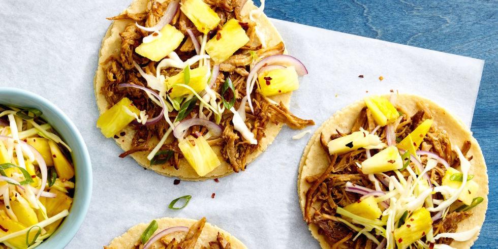 Jamaican Tacos