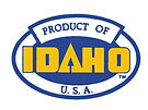 Product of Idaho and Product of the USA