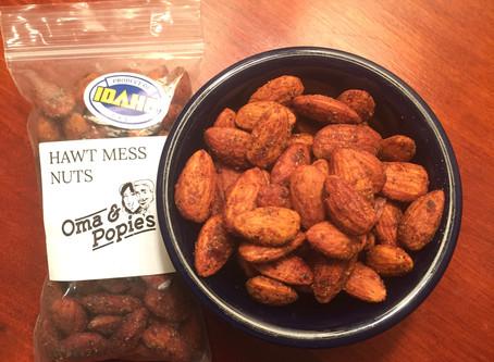 Hawt Mess Almonds
