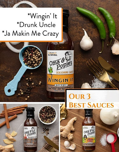 Sauce It Up!