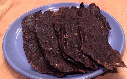 Easy Jerky Oven Style