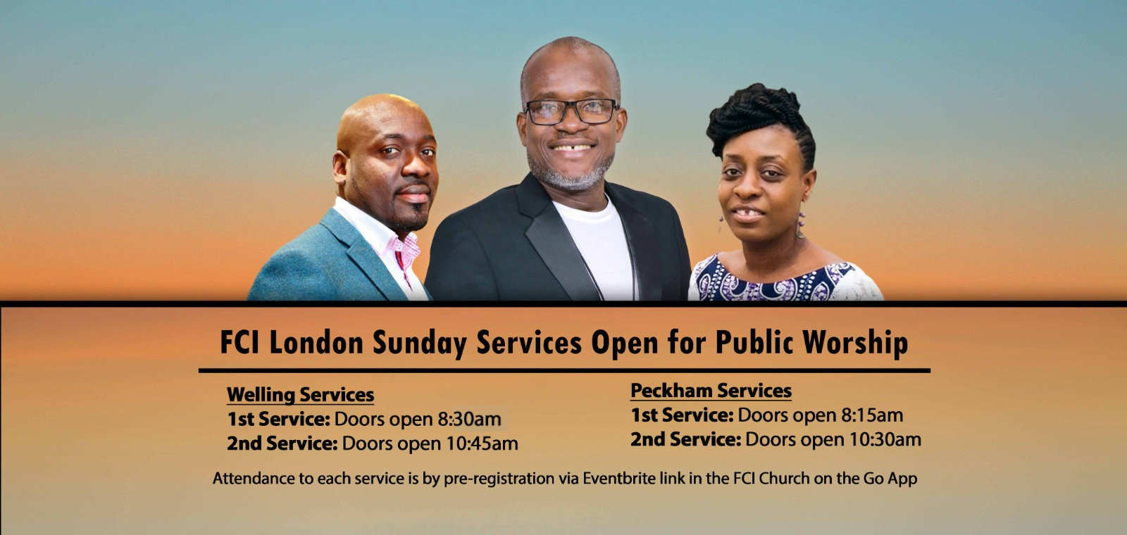 FCI Welling and Peckham Open for Public