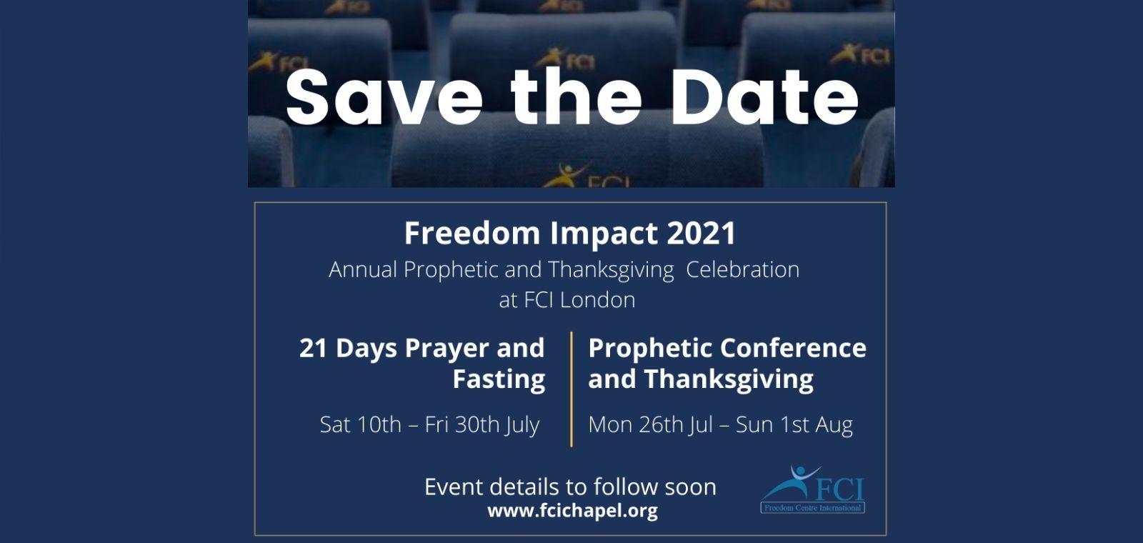 FCI - Freedom Impact 2021