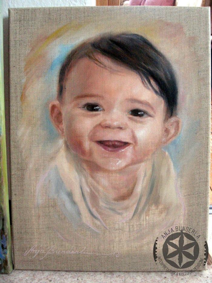 Portret otroka