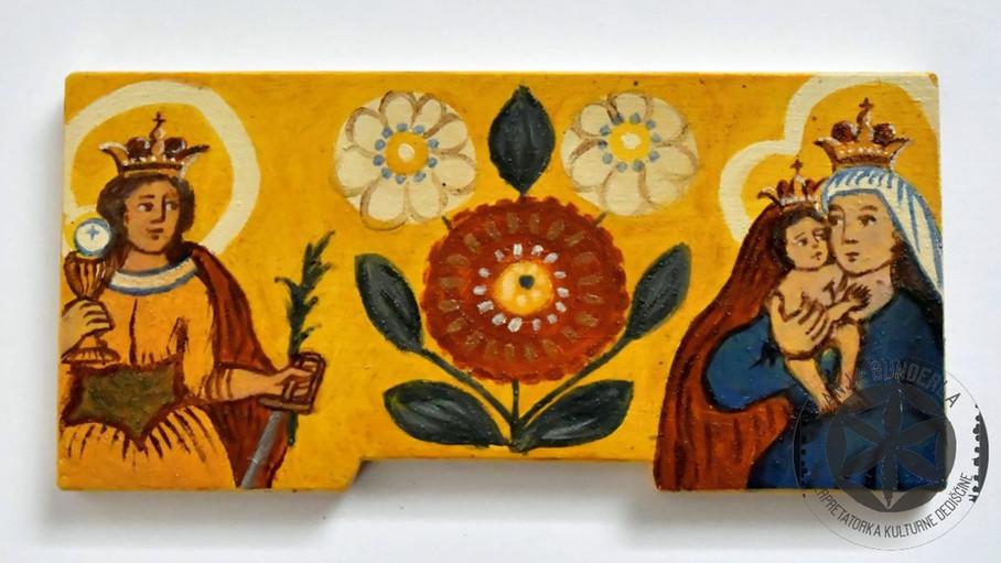 Sv. Barbara in Marija