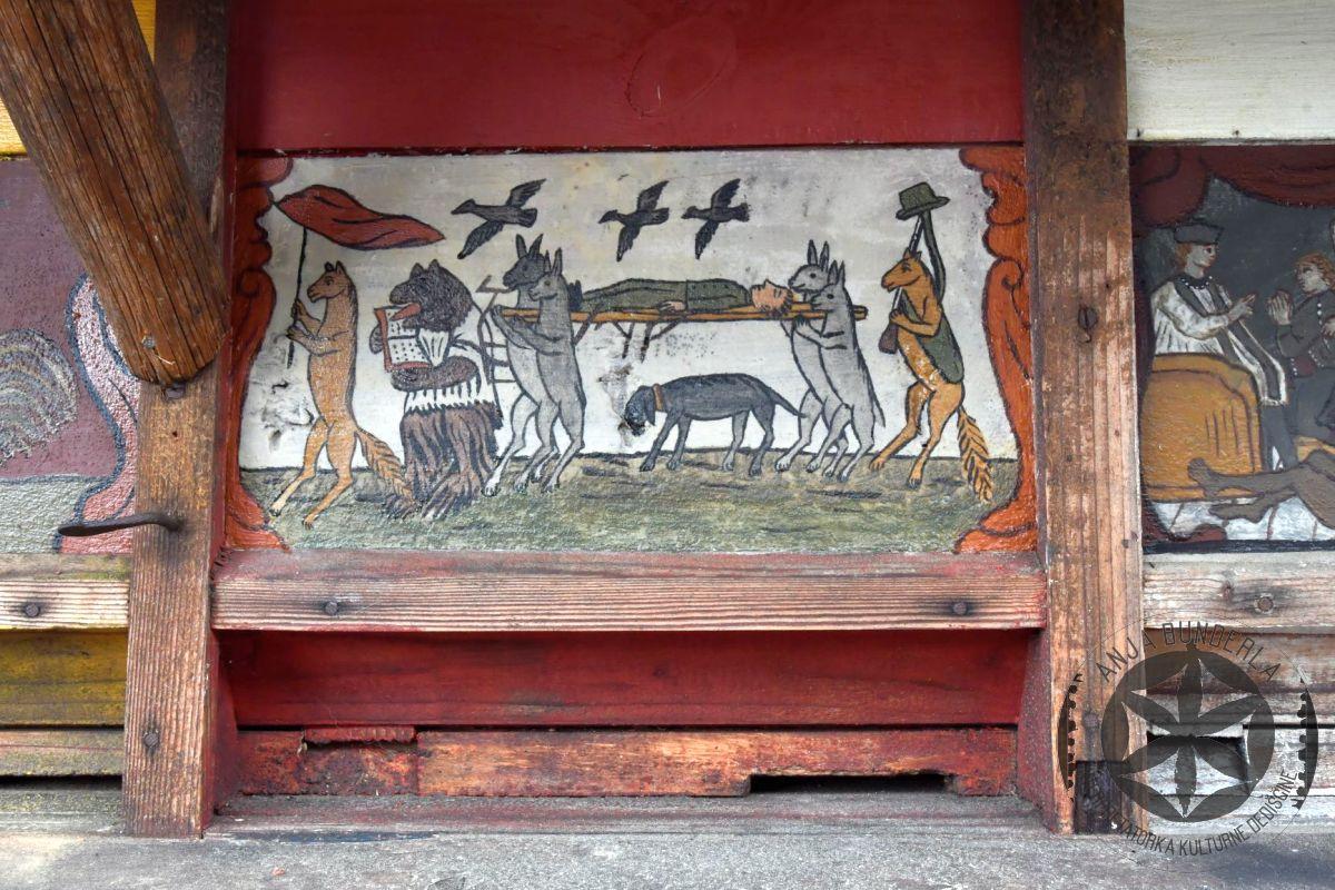Lovčev pogreb