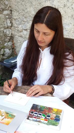 Grajska slikarka