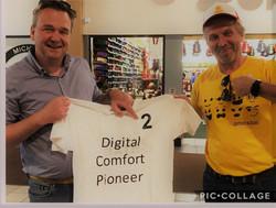 Digital Comfort Embassy