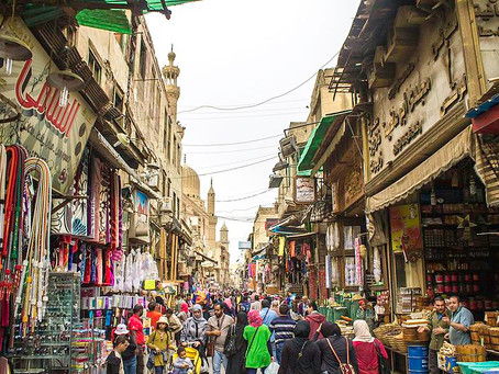 Does Egypt's Growth Spell Opportunity for Investors?