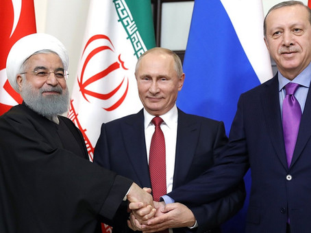 Russia's Foreign Policy in the Middle East: Part i