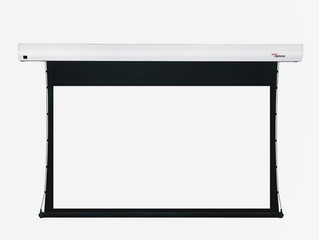 Optoma представила проекционные экраны DE-9120ETT и DE-9106ETT для UHD-проекторов