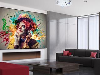 ViewSonic выпускает серию доступных 4K UHD проекторов высокой четкости для дома