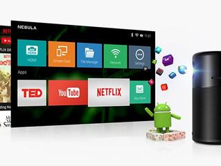 Anker Nebula Capsule: Android-проектор со всенаправленным динамиком