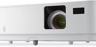 Проекторы NEC Display VE303 и VE303X предназначены для небольших помещений с плохим затемнением