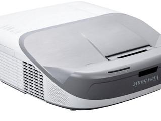 ViewSonic представляет ультракороткофокусный проектор для учебных аудиторий