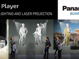 Тестирование нового проектора Panasonic из серии Space Player от специалистов Ascreen