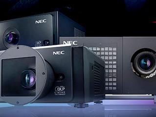NEC Display показала цифровой кинопроектор, создающий световой поток 35000 лм