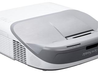 ViewSonic представляет новый короткофокусный проектор для дома