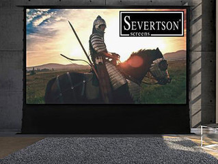 Severtson Screens начала производство прячущихся в пол проекционных экранов
