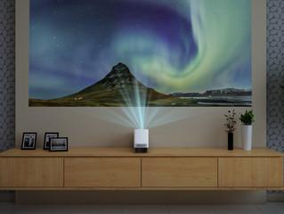 Лазерный проектор ProBeam LG HF85JS появился в России