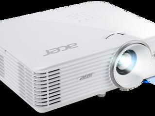 Acer выпустила в России Full HD-проектор с длительным сроком службы лампы