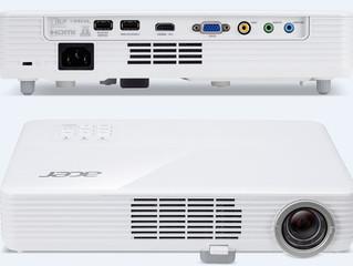 Acer представляет яркие 3000 лм мобильные LED проекторы PD1520i и PD1320Wi с беспроводным подключени