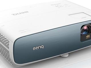 BenQ TK850: домашний 4K-проектор для светлых помещений