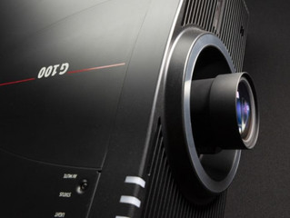 Barco G100 - новые лазерные проекторы Full HD