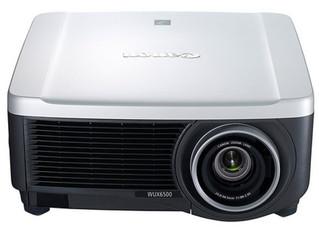 Canon представила проектор XEED WUX6500, широкоугольный объектив для проекторов LX и презентер PR500